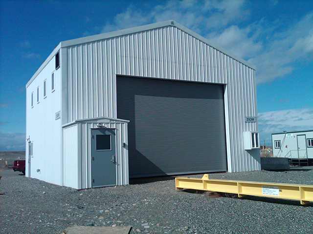 Relocatable Confinement Enclosure 1