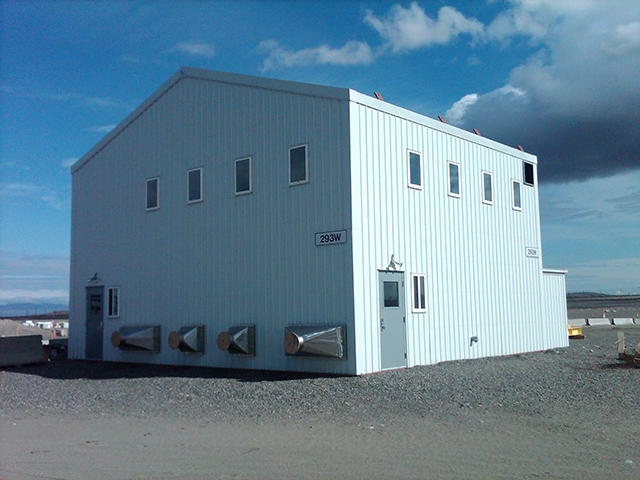 Relocatable Confinement Enclosure 3