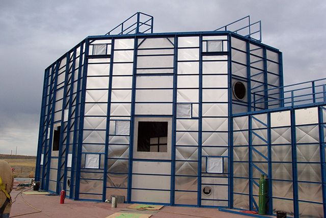 Containment Enclosure