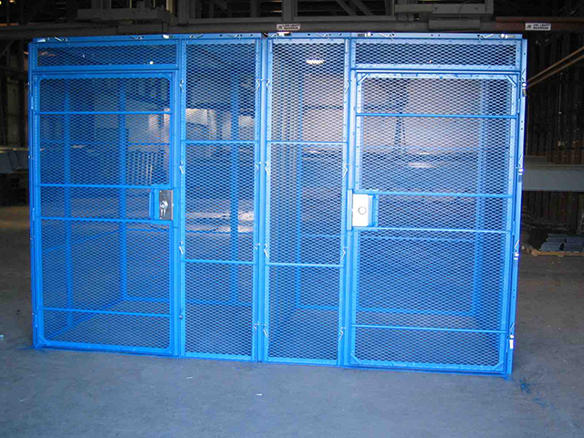 Security Cage