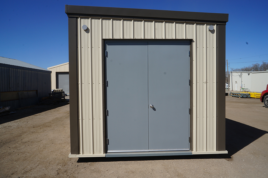 Dropover Equipment Enclosure