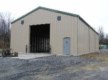 99th RRC Storage Building